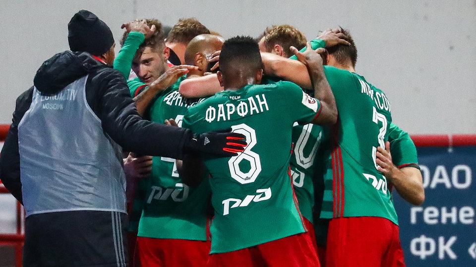 Головин назвал «Локомотив» одним из лидеров чемпионата