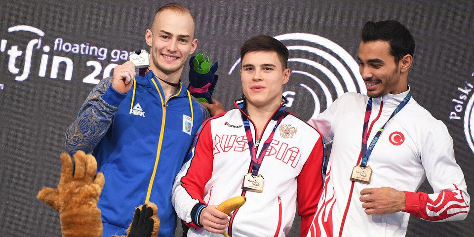 Триумф в Польше. Как российские гимнасты выступили на чемпионате Европы. Видео