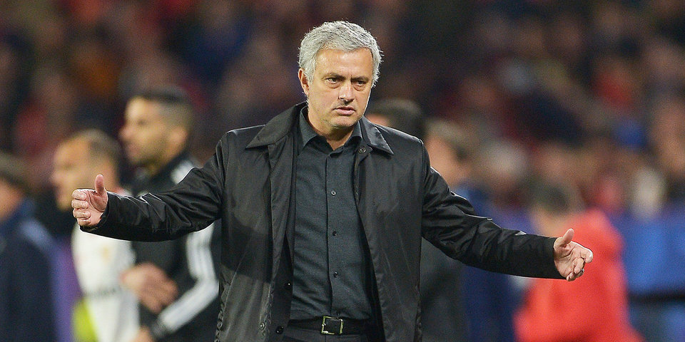 Жозе Моуринью: «Я бы оставил Саутгейта главным тренером сборной Англии»