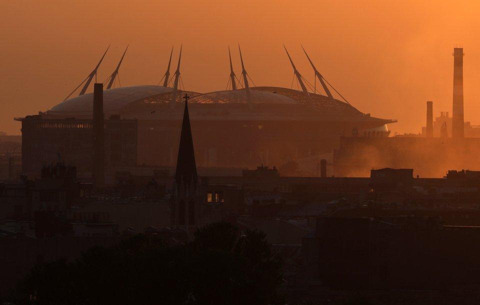 Александр Кержаков: «Санкт-Петербург может принять финал ЛЧ хоть завтра»