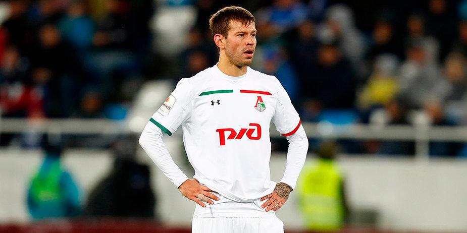 Анатолий Мещеряков: «Локомотив» верит в Смолова»