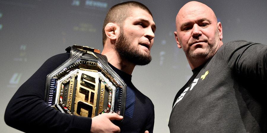 Мы изучили контракт бойца UFC – есть пункт о войне и стихийном бедствии. Рассказываем, при чем здесь Хабиб