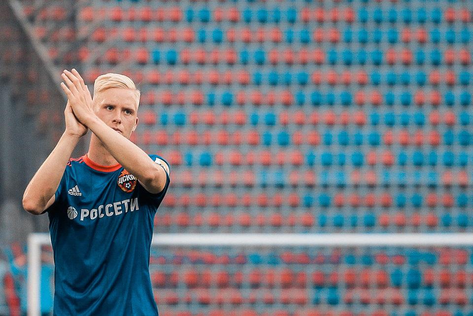 Хердур Магнуссон: «Надеемся взять три очка в матче с «Ромой»
