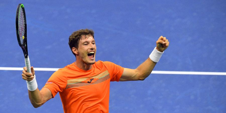 Каррено-Буста обыграл Шаповалова и вышел в полуфинал US Open