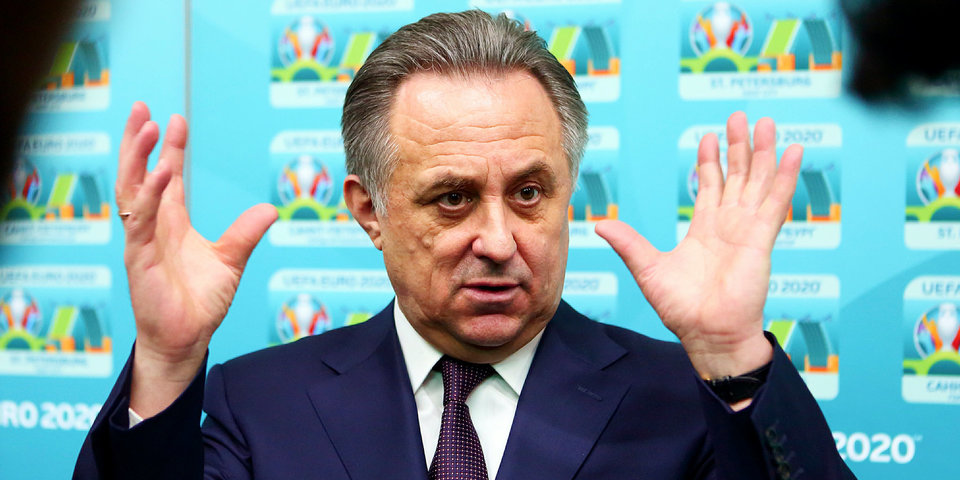 Виталий Мутко: «Лесун в очередной раз доказал свой класс»