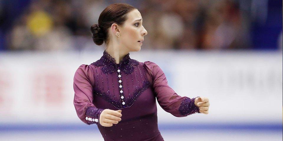 28-летняя фигуристка Леонова будет готовиться к следующему сезону