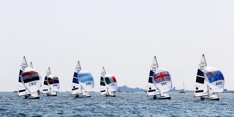 Созыкин и Грибанов не попали в медальную гонку на Олимпийских играх