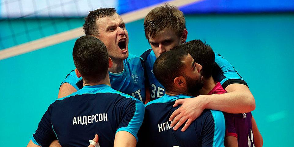 Казанский «Зенит» победил «Урал» и одержал пятую победу в Суперлиге