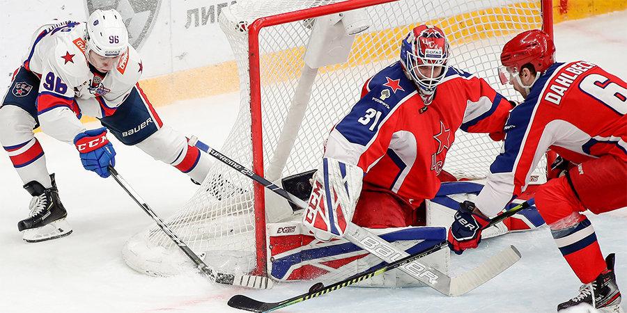 ЦСКА победил в армейском дерби, «Ак Барс» вернул себе «Чак-чак Cup», Мозякин забросил юбилейную шайбу. Итоги недели КХЛ
