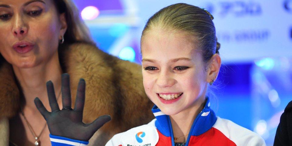 Федерация фигурного катания на коньках Москвы утвердила возвращение Трусовой к Тутберидзе