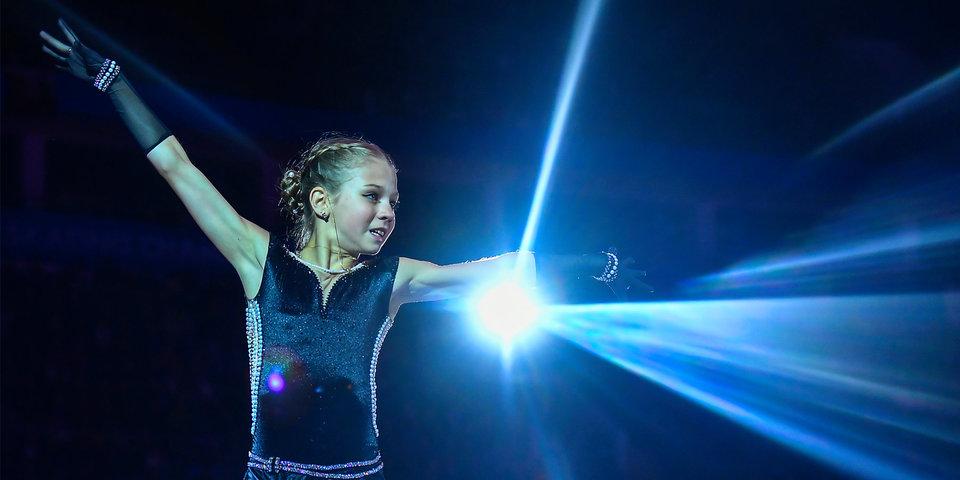 Россиянка стала чемпионкой мира, впервые в истории исполнив два четверных (видео)