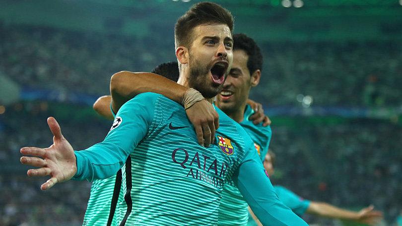 «Барселона» спаслась в дерби и побила свой же рекорд