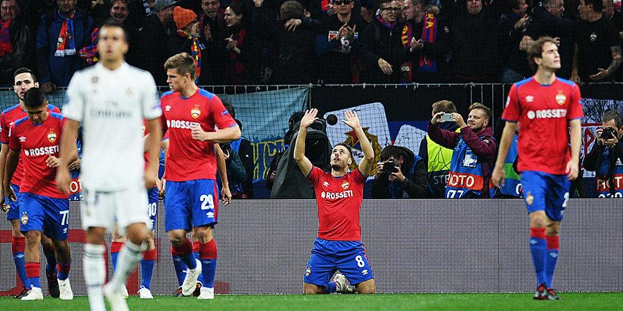 ЦСКА – «Реал» — 1:0. Лига чемпионов-2018/19. Полный матч
