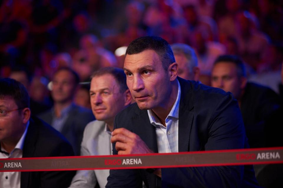 Виталий Кличко рассказал, почему отказался от боя с Холифилдом
