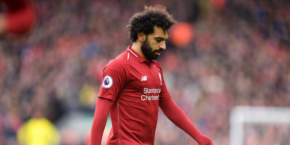 Салах признан лучшим игроком «Ливерпуля» в августе