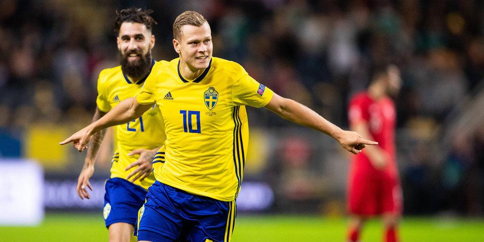 Перед матчем против России Швеция «вышла на уровень чемпионата мира»