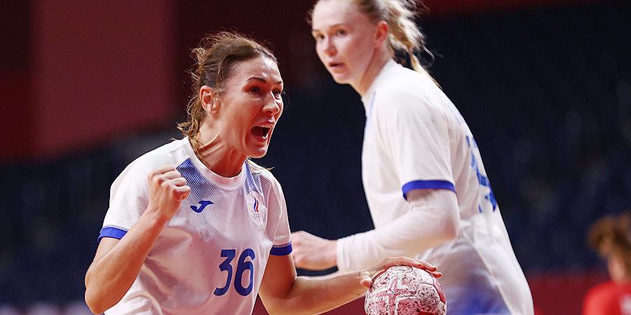 Российские гандболистки — в финале Олимпиады