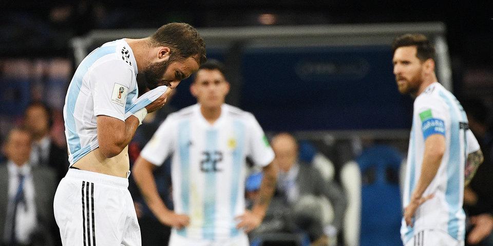 24 аргентинских болельщика лишены права посещать матчи чемпионата мира в России