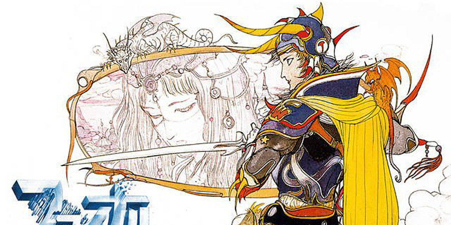 Фантазия, ставшая явью. Первой Final Fantasy исполнилось 33 года