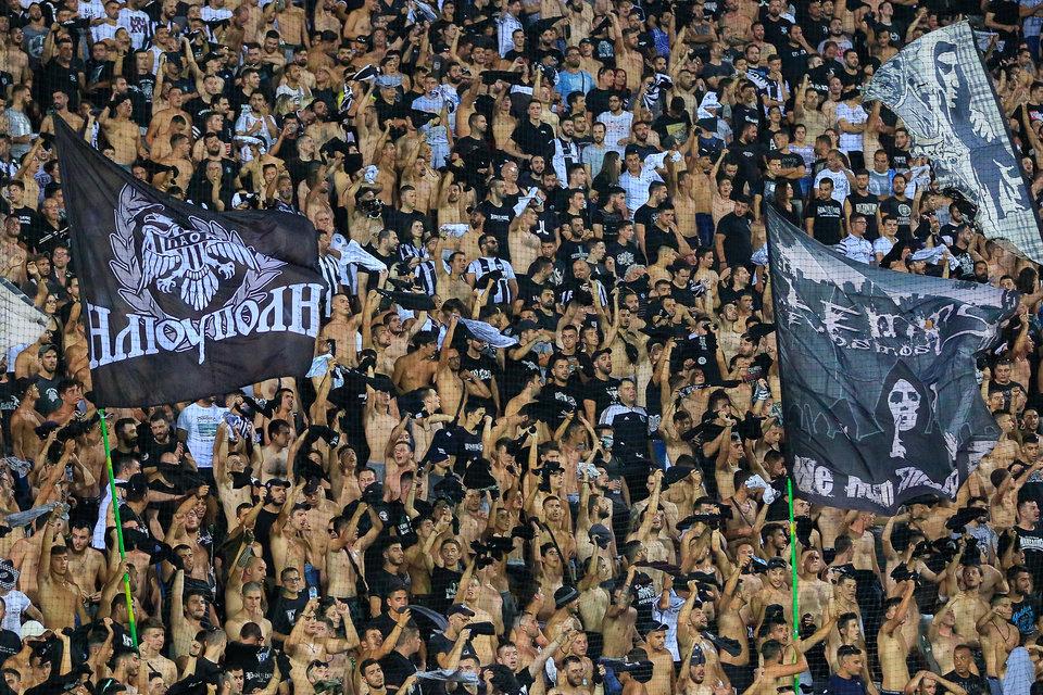 ПАОК на матче со «Спартаком» в Москве поддержат 600 болельщиков