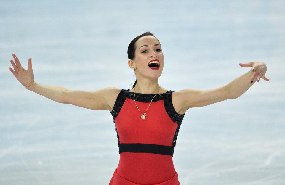 Олимпийская чемпионка Столбова помогает парам группы Москвиной и Минчука готовиться к Играм-2022