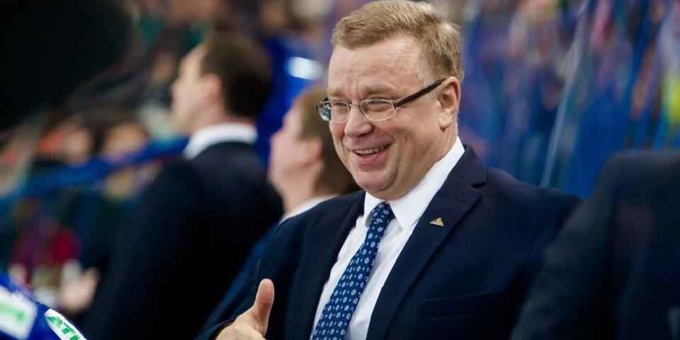 Отставка Захаркина споста основного тренераХК «Югра» была ожидаемой— Кожевников