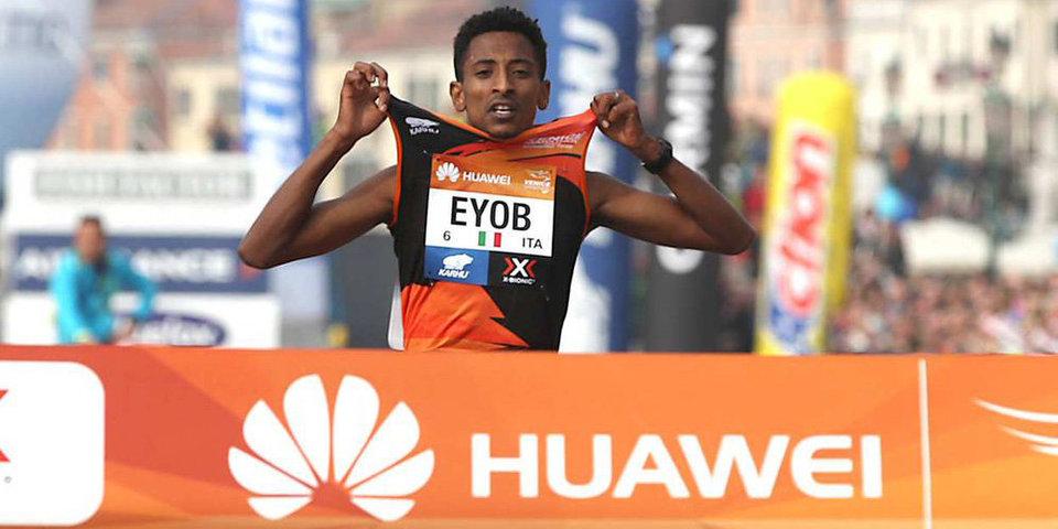 Венецианский марафон выиграл итальянец после того, как лидеры побежали не туда