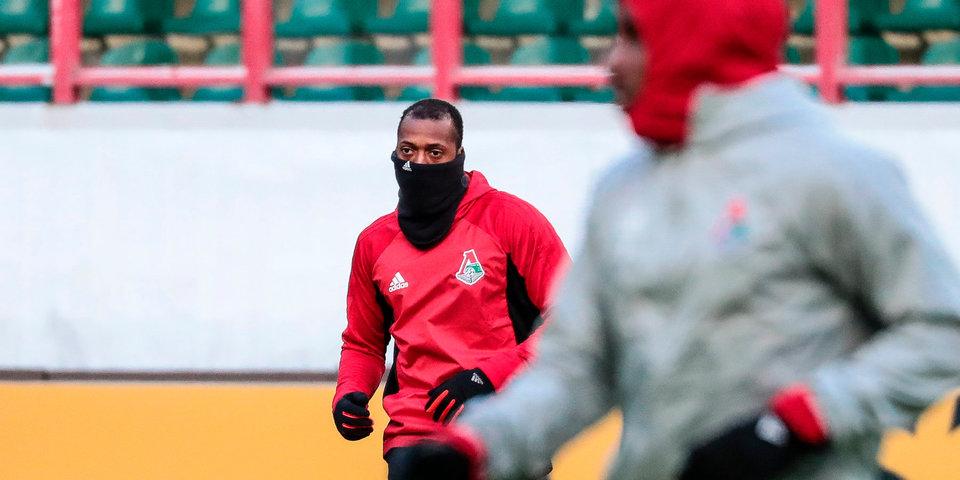 «Локомотив» готовится к дерби со «Спартаком» в Турции