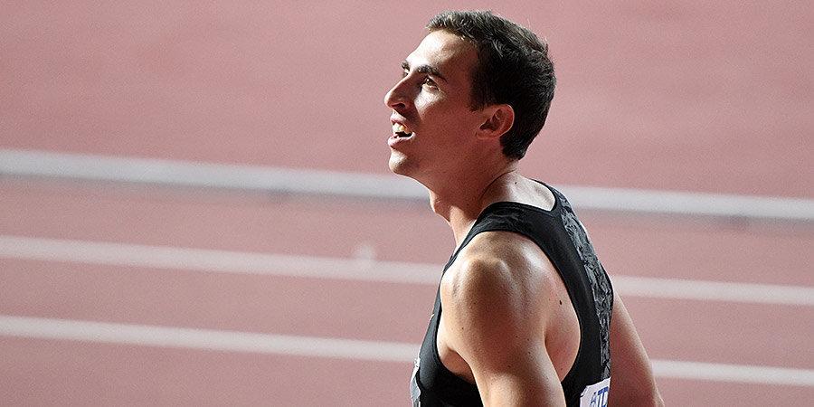 Шубенков снялся с квалификационного забега на 110 метров с барьерами на Олимпиаде