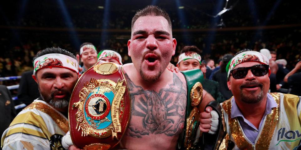 Руиса могут дисквалифицировать и лишить чемпионского пояса WBC
