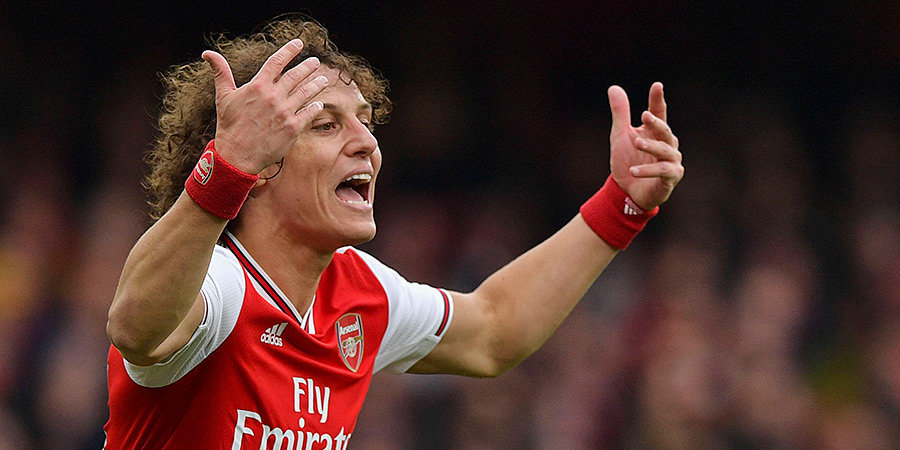 Защитник «Арсенала» Луиз рискует пропустить остаток сезона
