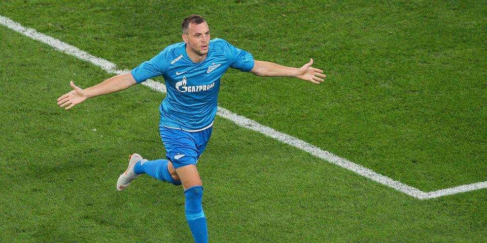 Андрей Афанасьев: «Дзюба – настоящий футболист»