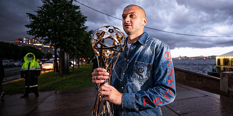 Ярослав Ракицкий: «Думаю, мы на «Газпром Арене» подушим «Челси» и «Юве» нашими болельщиками!»