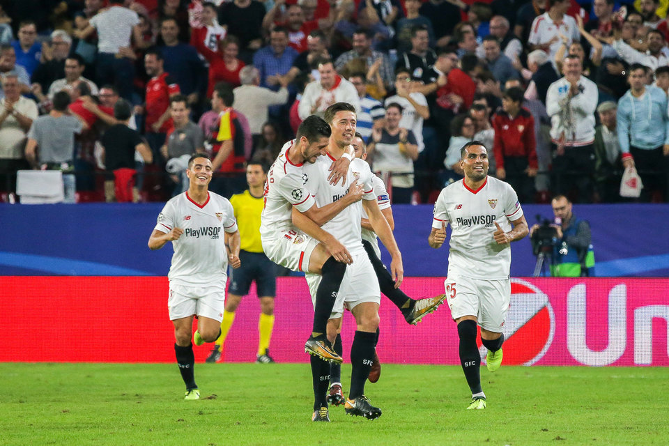 «Севилья» вырвала победу у «Эспаньола», «Вильярреал» сыграл вничью с «Райо Вальекано»