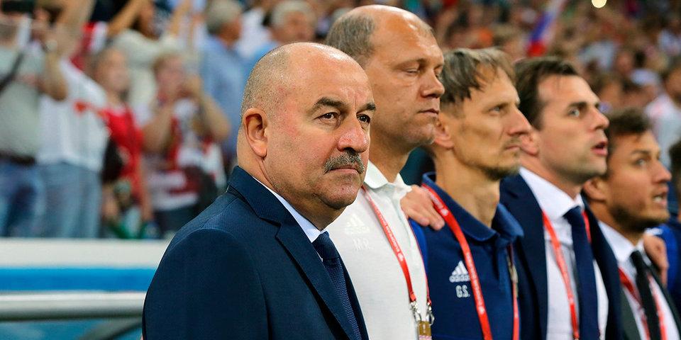 «Чалов сидел на скамейке запасных. Причем заслуженно». Черчесов — о победе над Кипром, Дзюбе в АПЛ и «Нижнем Новгороде»