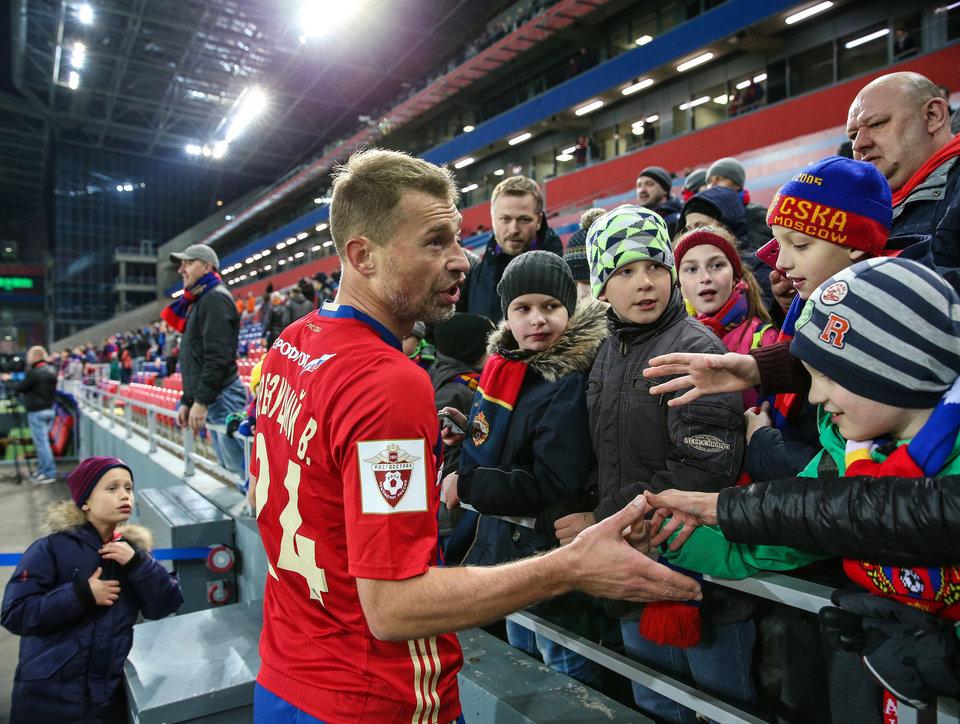 Василий Березуцкий: «Вполне возможно, что это мой последний сезон»