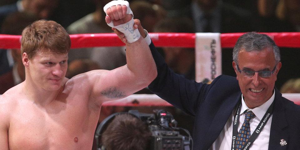 Александр Поветкин: «Я готов вернуться на ринг в этом году»