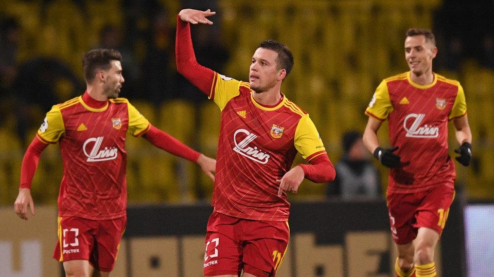«Арсенал» и «Урал» не выявили победителя