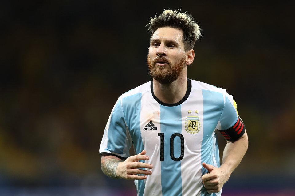 Месси: «ЧМ-2018— последний шанс для данной сборной Аргентины»