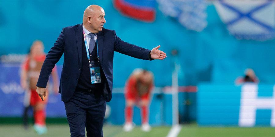 Станислав Черчесов — в эфире «Матч ТВ»: «Ухожу ли я в отставку? Меня никто не приглашал, это назначение, которое не обсуждается»