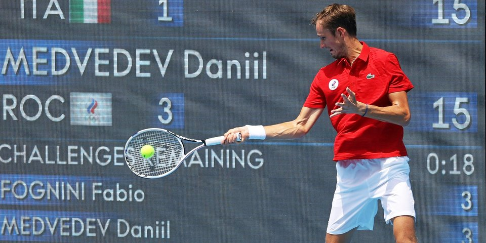 Даниил Медведев: «Еле выиграл у Каррено-Бусты в трех сетах на турнире в Майоре. Будет непростой четвертьфинал»