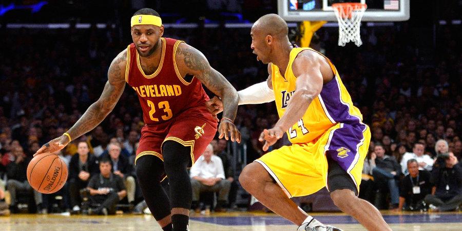 «Лейкерс» — в полуфинале НБА впервые с 2010-го. В тот год Коби в последний раз стал чемпионом