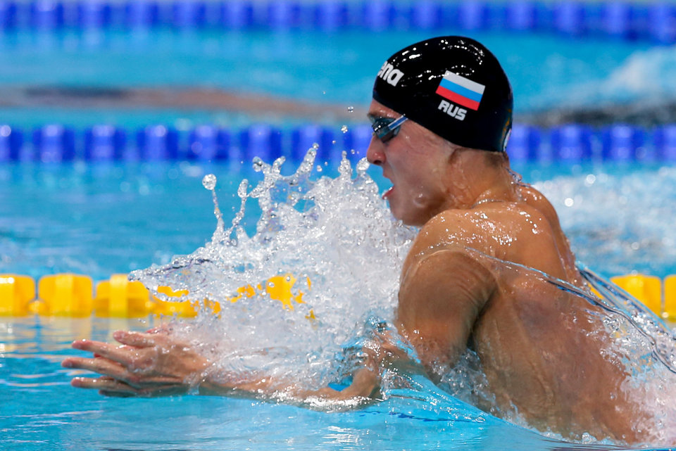 Чупков, Чимрова и Егорова стали призерами чемпионата Европы в Глазго