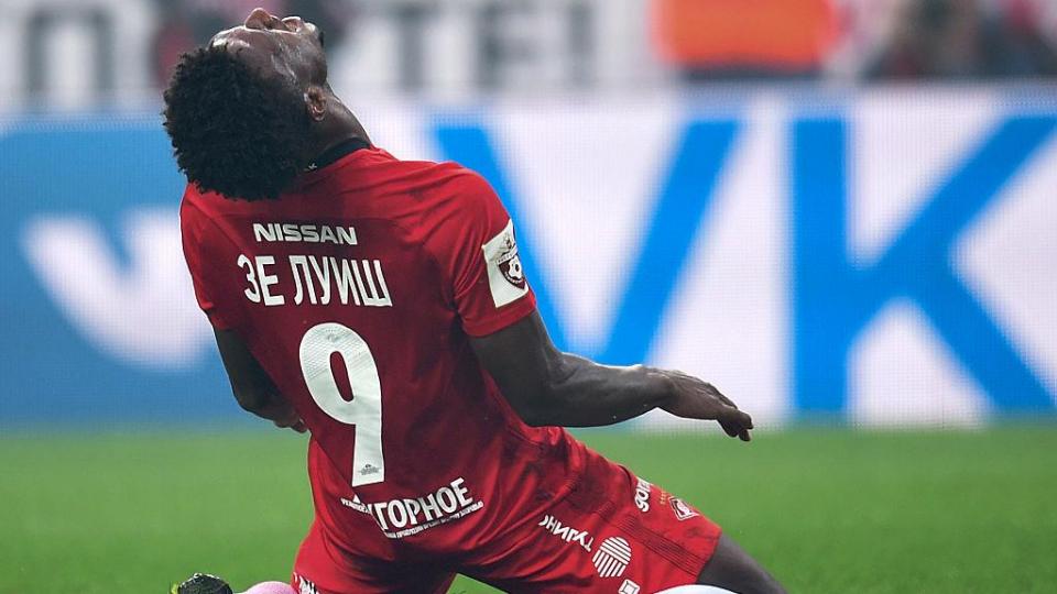 Зе Луиш попросил не вызывать его в сентябре в сборную Кабо-Верде