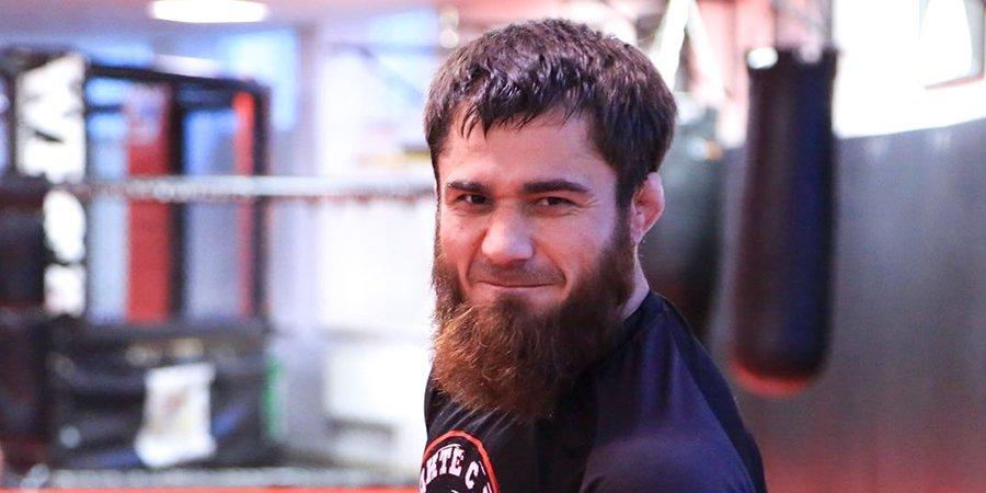 Де Альмейда нокаутировал Дудаева и сохранил чемпионский пояс АСА