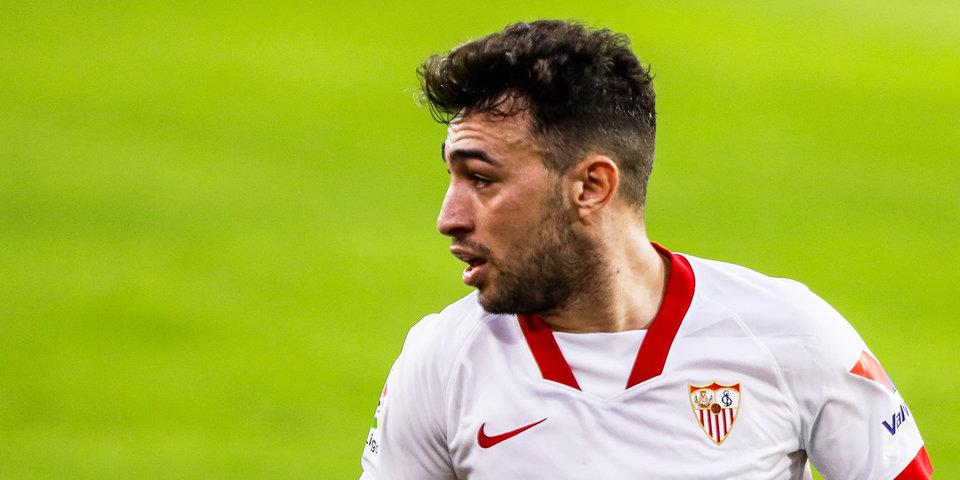 Форварду «Севильи» не разрешили играть за сборную Марокко