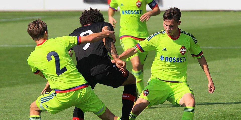 Футбол юношеская лига уефа цска тоттенхэм