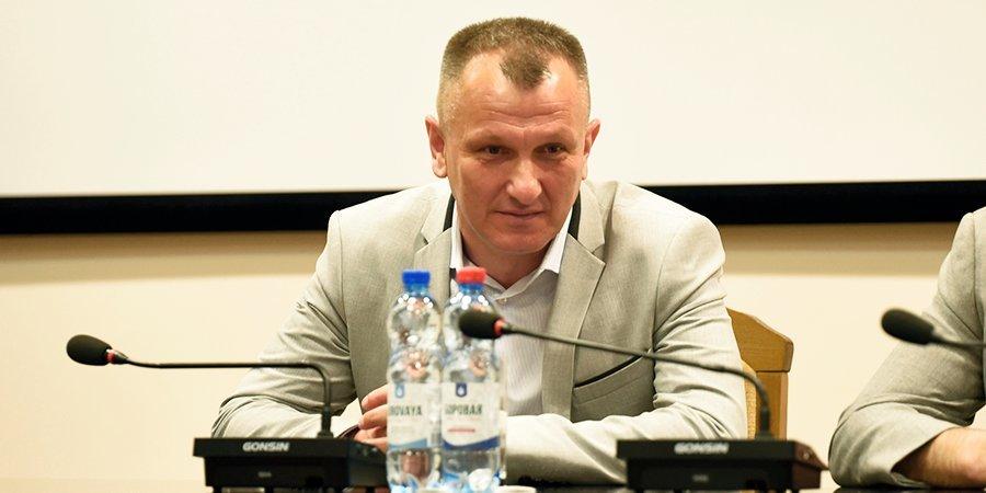 Сушко стал новым гендиректором минского «Динамо»