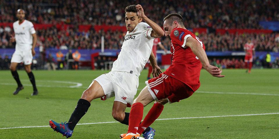Худший гол Хесуса Наваса в Севилье. В собственные ворота