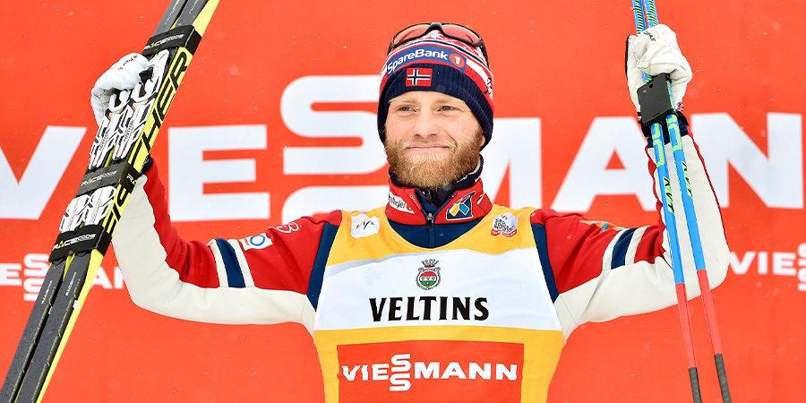 «Мы отходим от основ лыжного спорта». Сундбю раскритиковал рейс-директора FIS